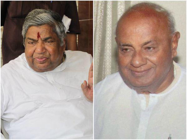 The Karnataka Political History Deve Gowda Dharam Singh Period