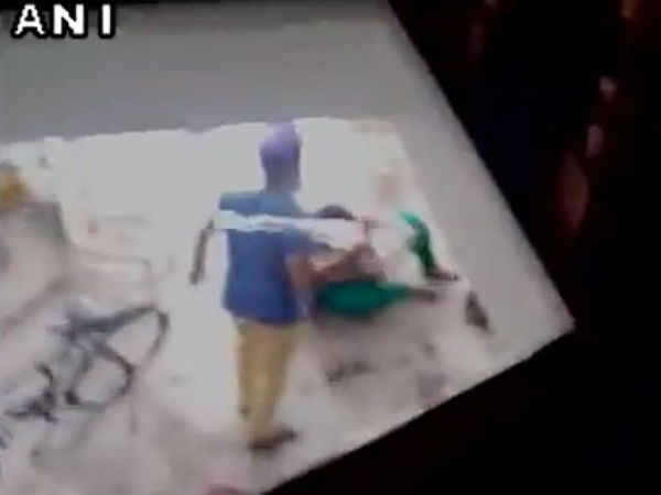 Patiala woman beaten up by in-laws over girl child
