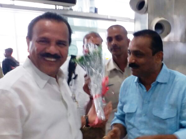 Ramanath Rai Is Too Old Let Him Have Good Rest At Home Dv Sadananda Gowda