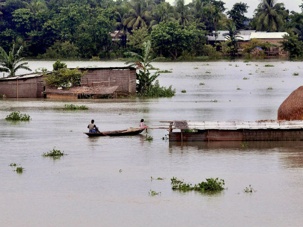 85 Dead From Floods In Northeast, Over 17 Lakh Hit In Assam
