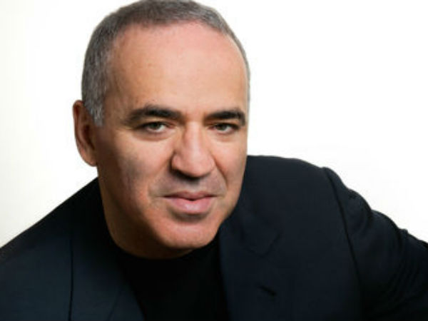Chess Legend Garry Kasparov Comes Out Of Retirement