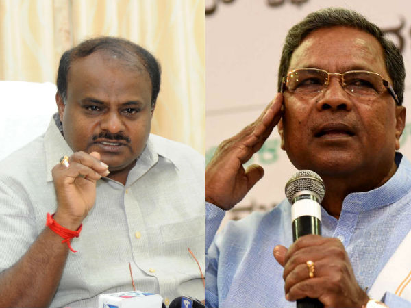 """Let's compete with Chamundeshwari"" HDK challenged Siddaramaiah"