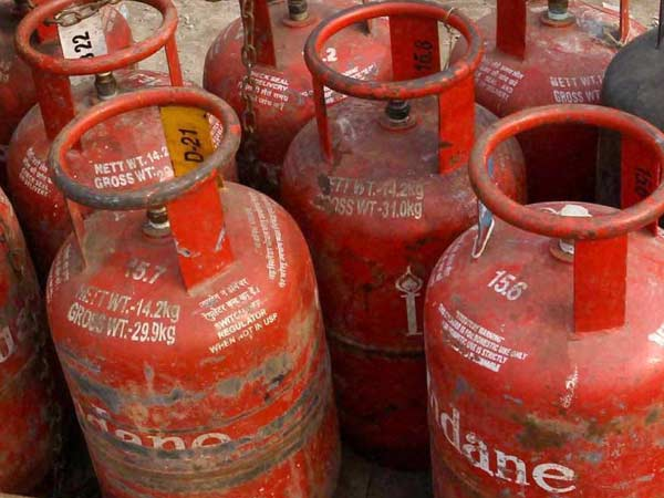 LPG Cylinder Prices Cut