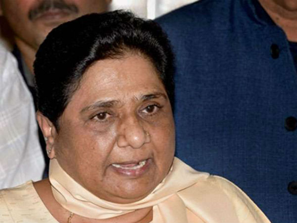 Bjp Is Power Hungry And It Spoils Ethics Of Democracy Bsp S Mayavati