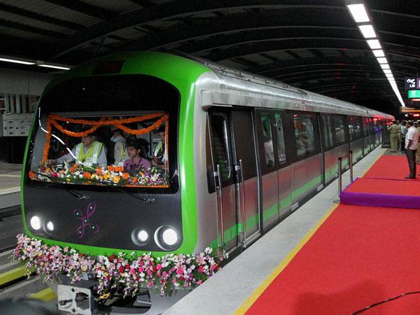 Namma Metro Staff Call Off Protest Restart Service