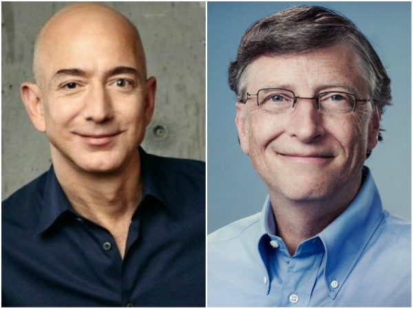 Jeff Bezos loses world's richest person title to Bill Gates in less than a day
