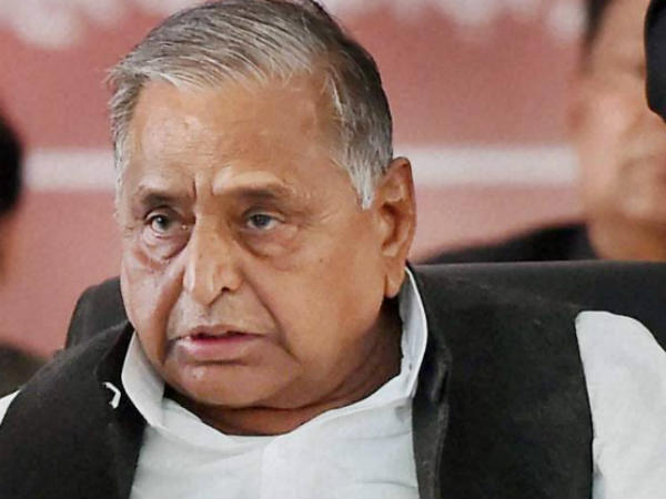 China Is Big Threat To India Not Pakistan Sp Leader Mulayam Singh Yadav