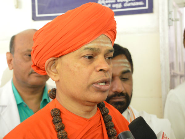 Humour Lingayat Seers Name Differentiation After Separate Religion Status