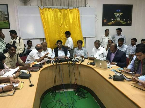 Logo for Mysuru Dasara 2018 released by minister HC Mahadevappa