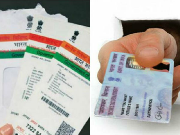 PAN card will be cancelled if not linked with Aadhaar