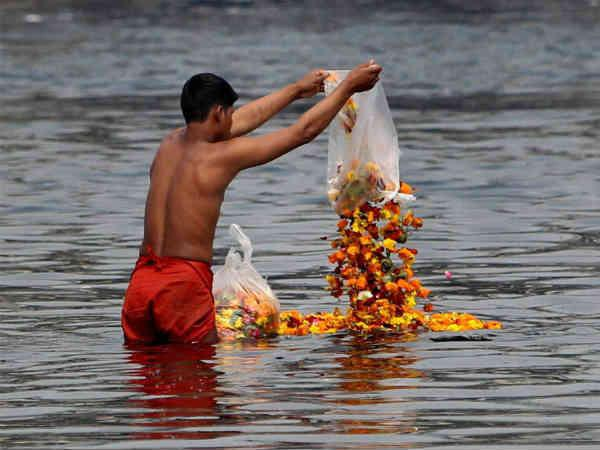 NGT orders Rs 50,000 fine for dumping waste into Ganga river