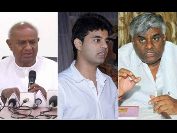 Deve Gowda Is Final No Importance To Prajwal Statement Revanna
