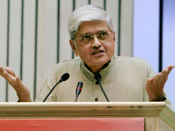 Next Vice-President: Opposition picks Gopal Krishna Gandhi