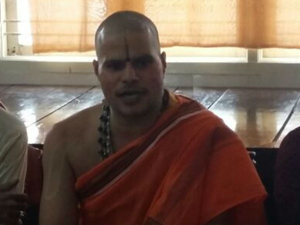 Bbantwal Police Summons Vajradehi Seer Over Sharath Murder Case