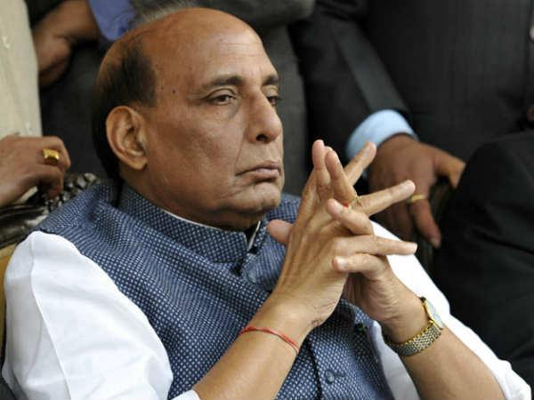 VKerala: Rajnath Singh express concern over RSS worker's killing