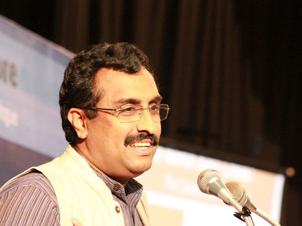The NIA should not be interrupted by any political party: Ram Madhav
