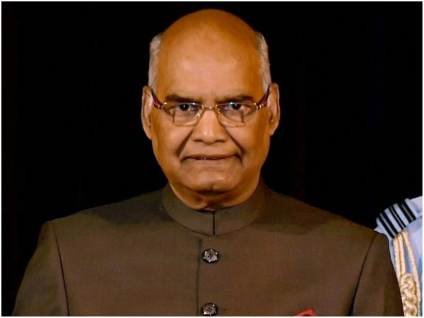 Ram Nath Kovind To Be Sworn In As President Of India On July 25th