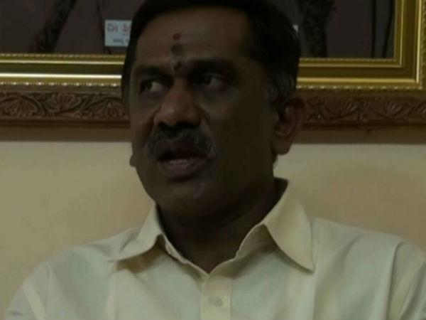 A Complaint Registered Against Srirangapatna Mla Ramesh Bandi Siddegowda