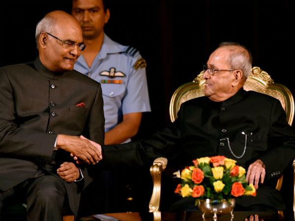 New President Ramnath Kovind S Oath Taking Ceremony