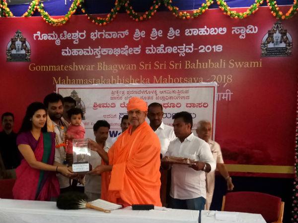 Preparations Are On Full Swing Bahubali Mahamastakabhisheka Shravanabelagola