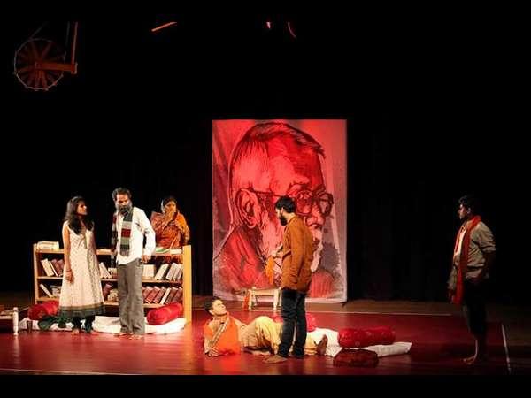 ಗುರುನಾನಕ್ ಭವನದಲ್ಲಿ ಕನ್ನಡ ನಾಟಕ 'ಶುದ್ಧವಂಶ'