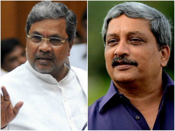CM Siddaramaiah wrote a letter to Goa CM to resolve Mahadayi problem