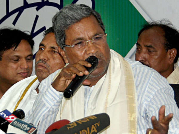 Lingayat community is yet to request for separate religion status: CM Siddaramaiah