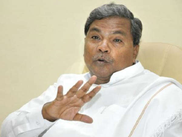 I will never tolerate attack on Kannada: Karnataka CM Siddaramaiah