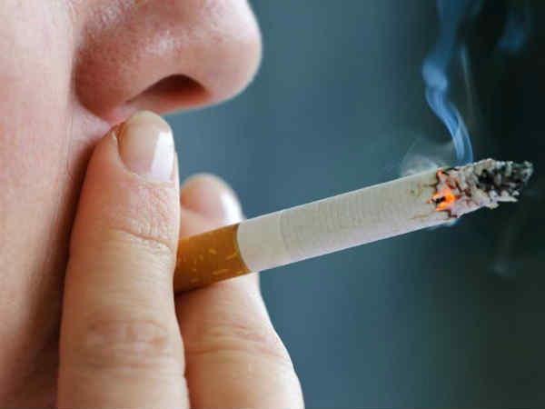 Smoking may leave people paranoid, says study