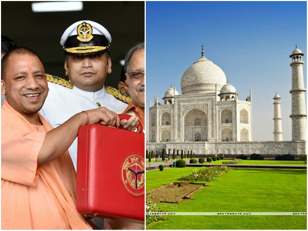 Yogi Adityanath running Uttar Pradesh has no money for the Taj Mahal