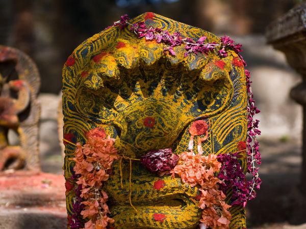 ಜನ್ಮಜನ್ಮಾಂತರ ಪಾಪ ಕಳೆಯಲೆಂದು ನಾಗಪ್ಪನಿಗೆ ಪೂಜೆ