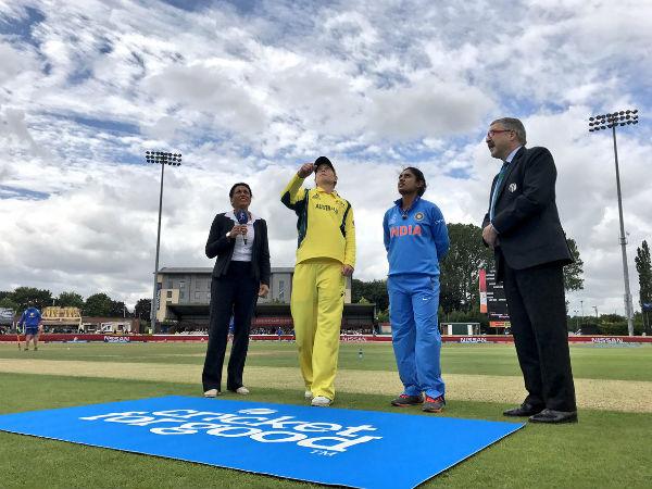 ಆಸ್ಟ್ರೇಲಿಯಾವನ್ನು ಬಗ್ಗುಬಡಿದು ವಿಶ್ವಕಪ್ ಫೈನಲ್ ಗೆ ಭಾರತ ಎಂಟ್ರಿ