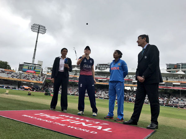 ICC Women's World Cup Final: England elect to bat against India, both teams unchanged