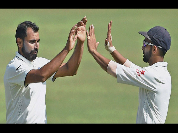 1st Test, Day 2: India bowlers shine after batsman put up dominant show against Sri Lanka