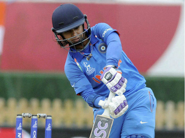 Team Icc Women S World Cup 2017 Announced Mithali Raj Captain