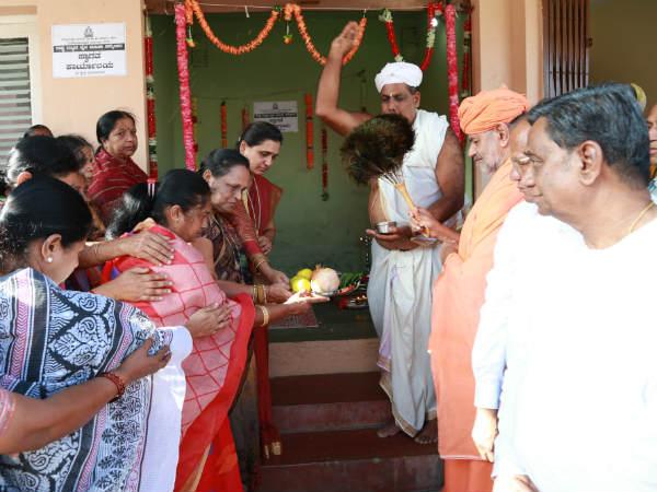 National Level Jain Women Conference In Shravanabelagola