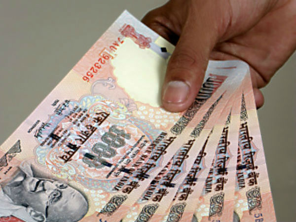 99 per cent demonetised Rs 1,000 notes returned to RBI