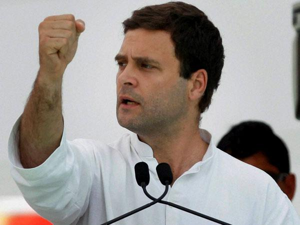 Modi Wants A Swachch Bharat But People Want A Sach Bharat Says Rahul Gandhi