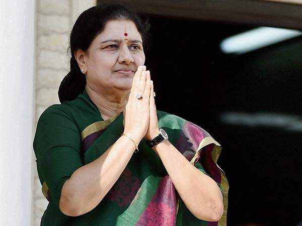 Now Sasikala Accused Of Visiting Hosur Mla S House Amidst Prison Sentence