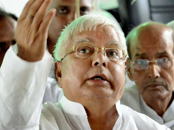 Taxmen Seize Property Worth 165 Crores Say It Is Lalu Yadav Family S