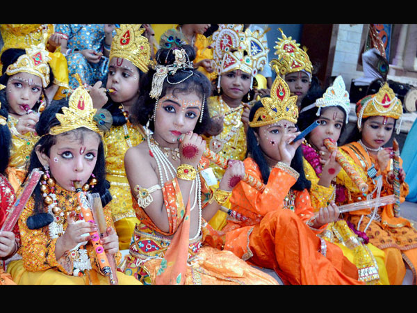 Kanrataka Government to celebrate Sri Krishna Jayanti on August 14, 2017
