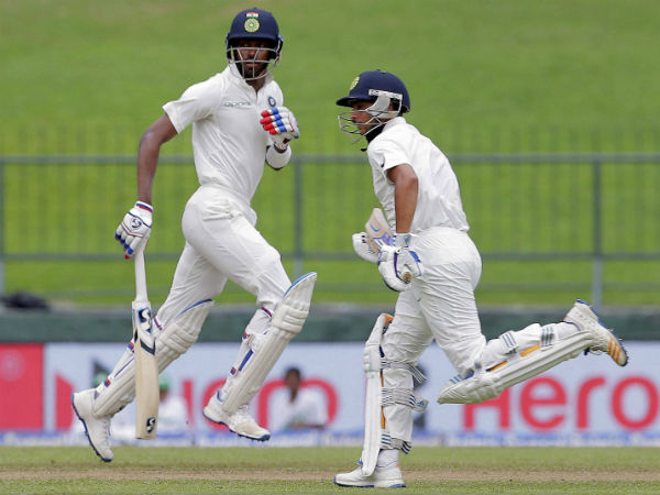 India Vs Sri Lanka Live Score 3rd Test Day