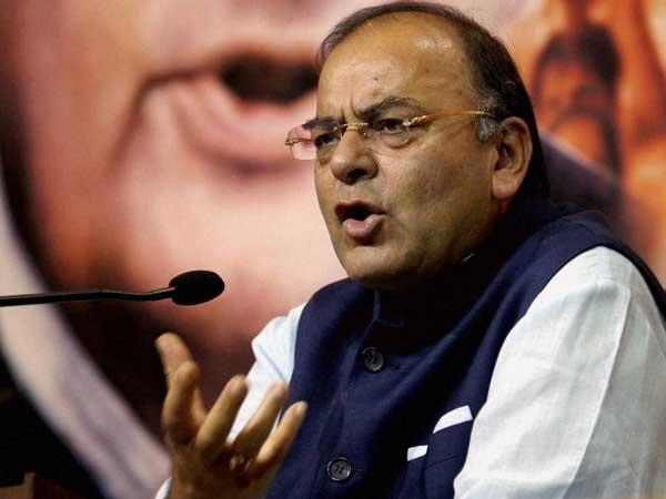 Slowing Down Of Gdp Growth Is A Matter Of Concern Jaitley