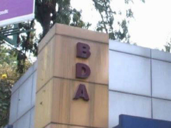 Open Auction For Bda Corner Sites In Benglauru