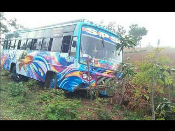 Chamarajanagar: Tow men died in an accident