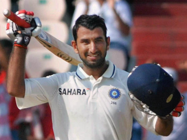 ICC test batting rankings: Pujara moves to 3rd and Rahane moves to 6th place