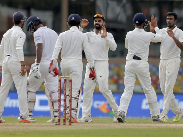 Colombo test: Team India impose Follow-on on Srilanka