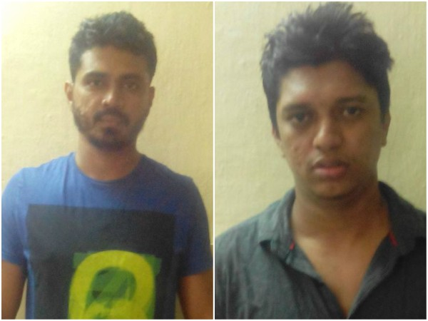 Young women used as bait to cheat foreign nationals,two arrested in Mangaluru
