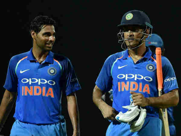 Team India Defeated Srilanka In 2nd Odi Played At Candy