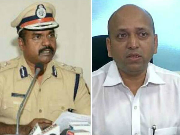 Hemant Nimbalkar Appointed As New Igp Of Western Range